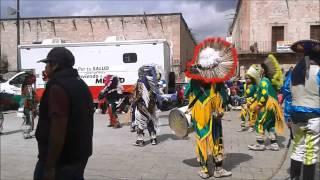 ( Danza Indio Piel Roja ) De San Felipe GTO En San Juan De Los Lagos