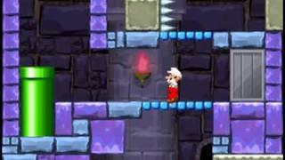 New Super Mario Bros walkthrough / прохождение by Slayer Moon