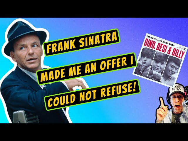 Memories of Sinatra, Dino, Desi, The Beach Boys, Lennon with Billy Hinsche