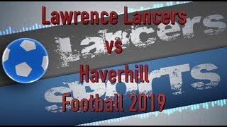 LHS Football vs Haverhill