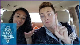 DAMON AND JO | DAMON NEEDS SNACKS | DARE TO TRAVEL