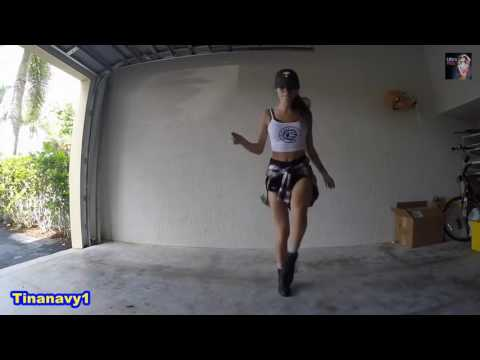 Boney M - Rasputin (Remix - Shuffle Dance)Tina