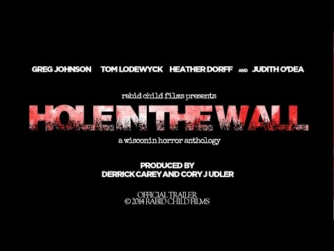 HOLE IN THE WALL Official Trailer HD (2014)