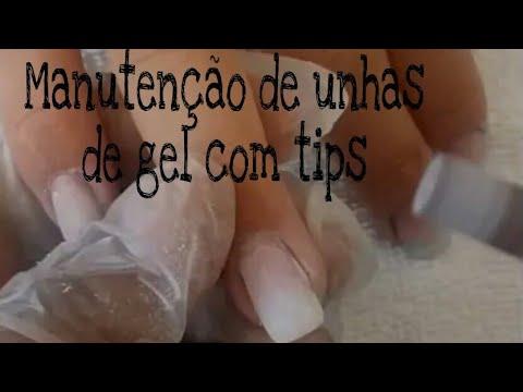 Download Manutenção de unhas de gel com tips sem reposição de material | PASSO A PASSO