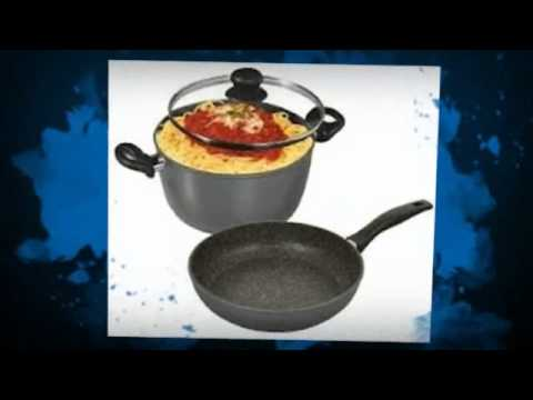 stone cookware as seen on tv youtube. Black Bedroom Furniture Sets. Home Design Ideas