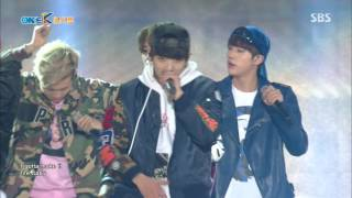 [방탄소년단] 151019 One K Concert BTS   Dope+ONE DREAM ONE KOREA [HD]