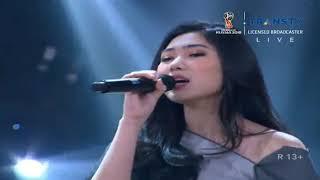 Video Isyana Sarasvati Feat Arman Maulana - Tetap Dalam Jiwa download MP3, 3GP, MP4, WEBM, AVI, FLV Juli 2018