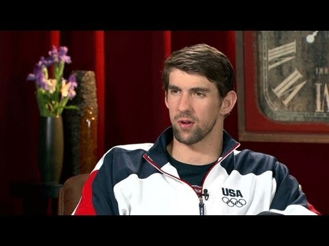 Michael Phelps amazing motivational speech about visualisation and reaching success