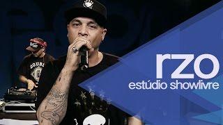 """""""O mensageiro"""" - RZO e convidados no Estúdio Showlivre 2014"""