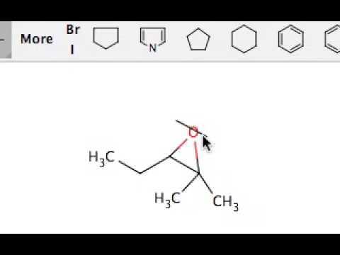 acid-catalyzed-ring-opening-of-2-methyl-2,3-epoxypentane-in-the-presence-of-methanol