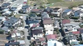 ヘリ動画 in 2010全オフ山梨
