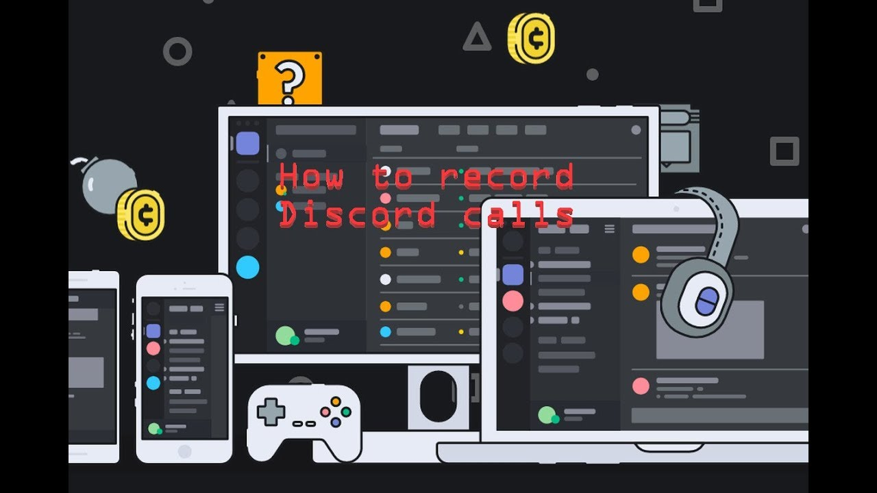 [iOS/Android] FREE HOW TO record discord audio on your phone No Jailbreak  100% Legit