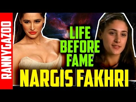 Nargis fakhri biography - Profile, family, age, wiki, childhood pics & early life -Life Before Fame