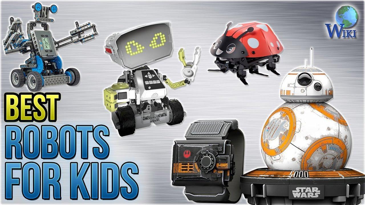 Best Robots For Kids >> 10 Best Robots For Kids 2018
