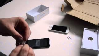 Déballage iPhone 6 4,7