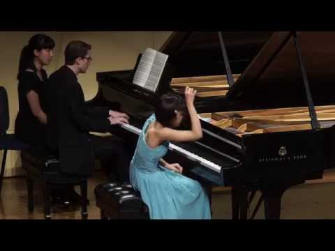 Cliburn Junior 2015 Yukine Kuroki Semifinal Round Concerto