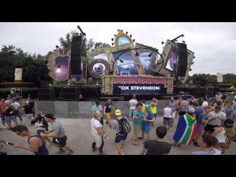 Fox Stevenson @ Tomorrowland 2015 - Sweets (Soda Pop)