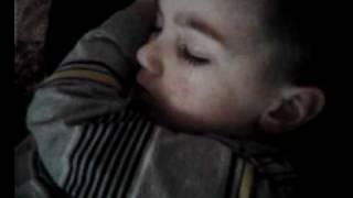 loud snoring toddler *adorable*