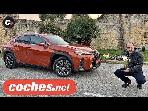 Lexus UX 250h SUV | Primera Prueba / Test / Review En Español | Coches.net