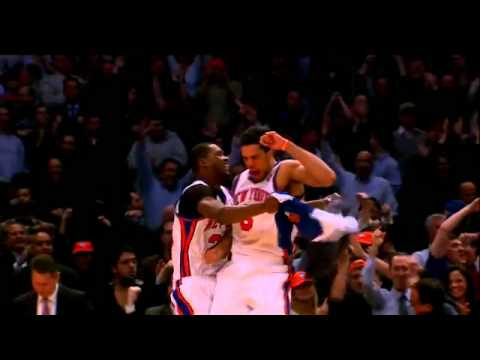 2011 New York Knicks Playoffs Commercial on MSG