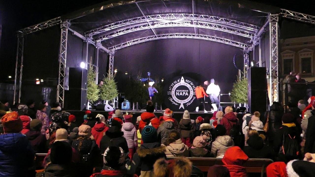 Joulukauden Avajaiset Kuopio