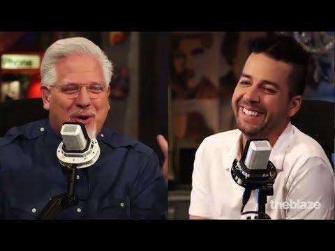 Glenn Interviews Hilarious Comedian John Crist