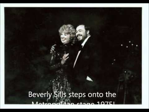 Beverly Sills Met Debut- The Audience Welcomes Beverly!!
