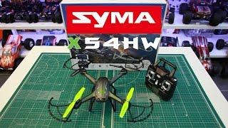 Р/У квадрокоптер Syma X54HW FPV Wi-Fi 2.4 G відеоогляд