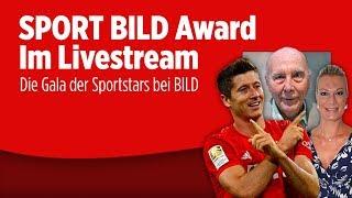 🔴 Sport-Stars hautnah: Erlebe Lewandowski und Co. auf der Gala des Jahres!