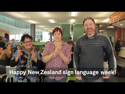 Happy New Zealand Sign Language Week