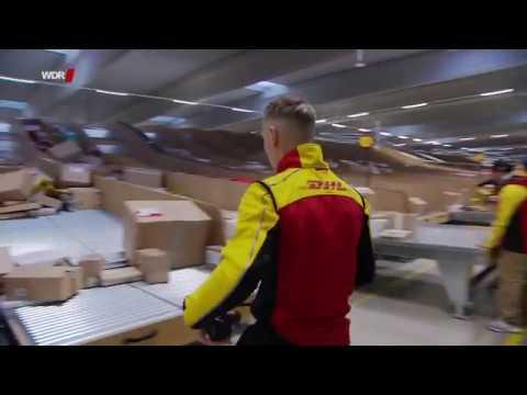 Download TV Doku:  Pakete - Wettlauf gegen die Zeit