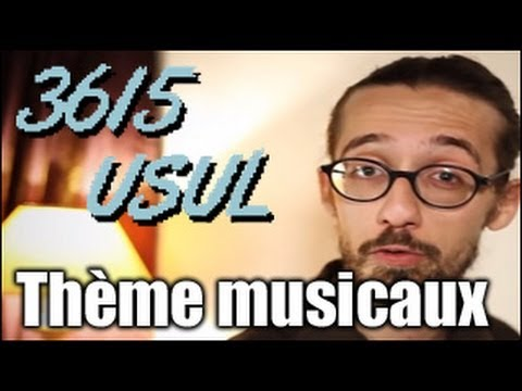 3615 Usul - Les thèmes musicaux