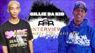 Gillie Da Kid On Jaden Smith Possibly Playing Kanye West In Anthology