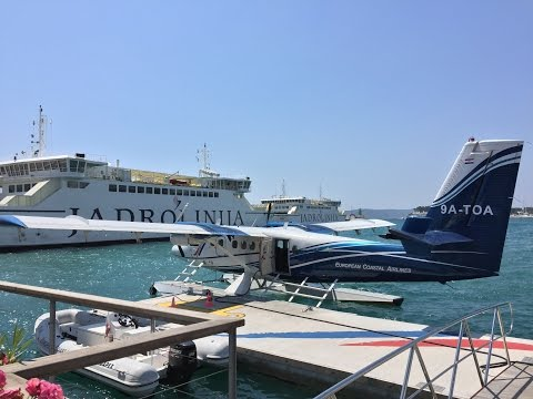 Trip report: European Coastal Airlines DHC-6-300 Twin Otter