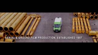 Golden Media Aerial video banner