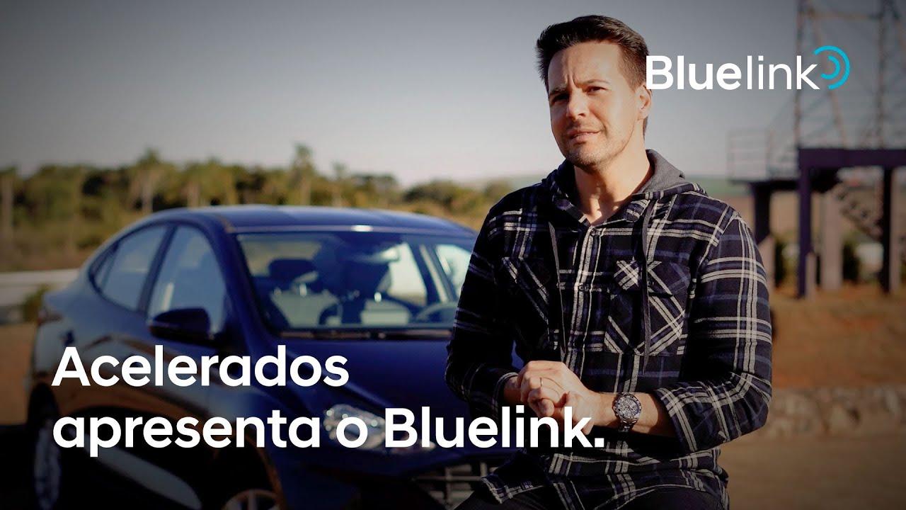 Acelerados apresenta o Bluelink   Hyundai