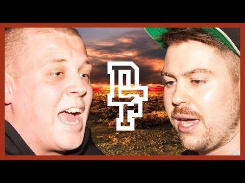 UNANYMOUS VS CHRIS LEESE | Don't Flop Rap Battle