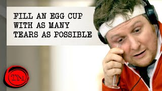 Fill an Egg Cup With Tears | Full Task | Taskmaster