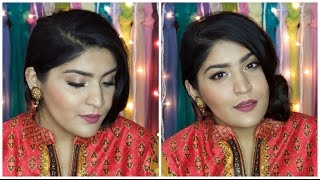 GRWM | Get Ready With Me for Rakhi | Easy and Practical