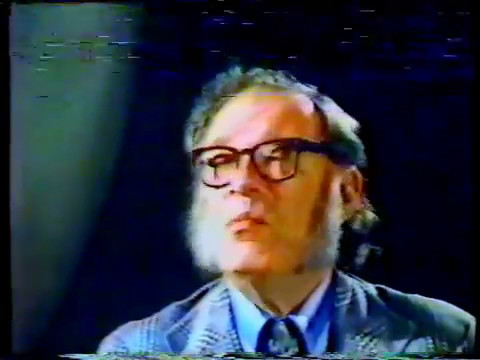 Isaac Asimov interview on 90 Minutes Live  - 1978