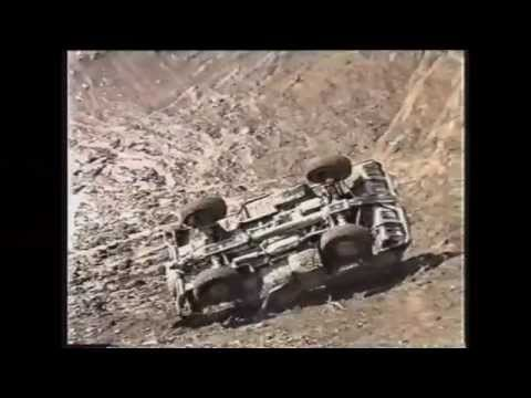 Pinzgauer in extreme action [Roll over + mud] 4x4