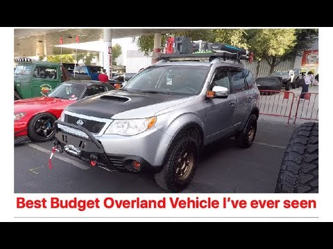 Best Overland Vehicles >> Best Budget Overland Vehicle I Ve Seen Yet Lifted Subaru Forester
