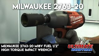 Milwaukee 2763-20 M18v FUEL 1/2