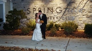 Springfield Country Club Weddings Springfield Delaware County Pa.Faust Photography and Video