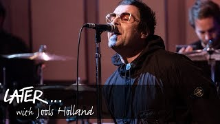 Liam Gallagher - The River (Later... With Jools Holland)