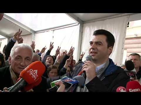 Basha: Nuk ka kthim prapa. Të ikë Rama! - Top Channel Albania - News - Lajme