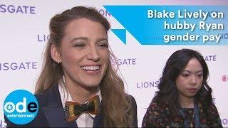 Blake Lively on lovingly