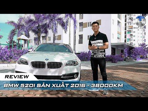 H3T Auto Việt Nam Review Chiếc BMW 520i Sản Xuất 2016 chạy 38000km - Hotline Mr Phú : 091.476.9968