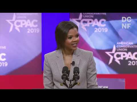 CPAC 2019   Candace Owens