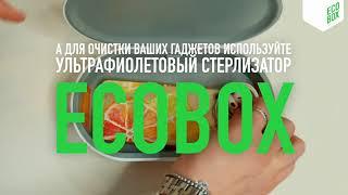 EcoBox - дезинфекция по последним технологиям!